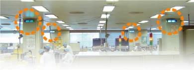 紫外線殺菌装置UVGI設置